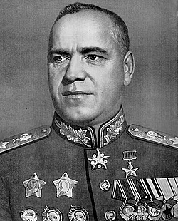 General Georgy Zhukov