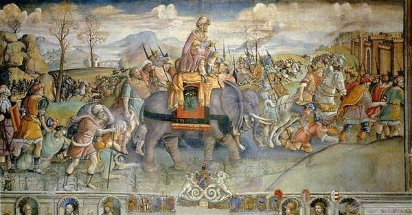 Hannibal at the Gates of Rome