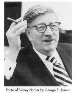 Sidney Homer