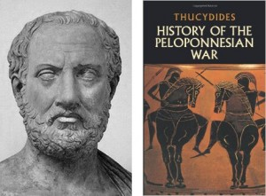 Thucydides & History of the Peloponnesian war