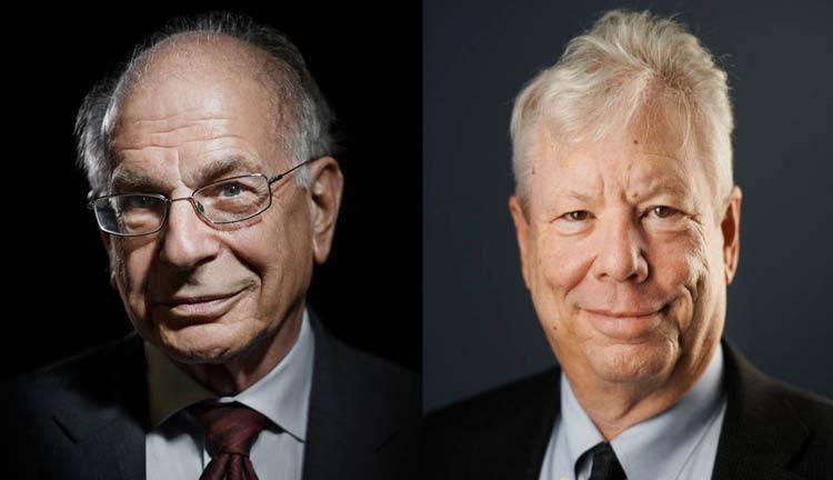 Daniel Kahneman & Richard Thaler