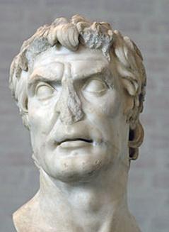 Roman Consul and Dictator, Sulla