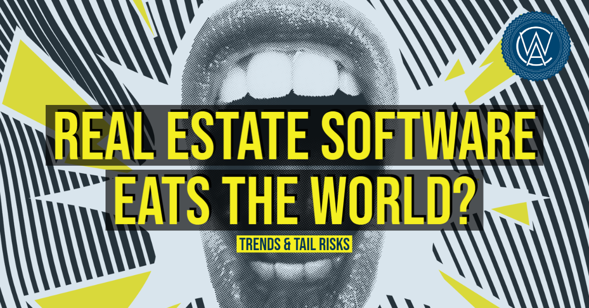 Real Estate Software Eats the World?